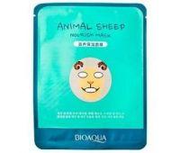 Маска для лица Animal face sheep BIOAQUA