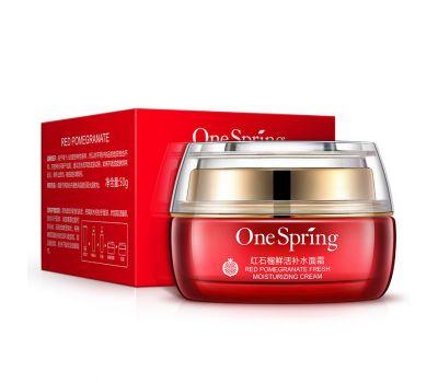 Крем с гранатом и гиалуроновой кислотой One Spring