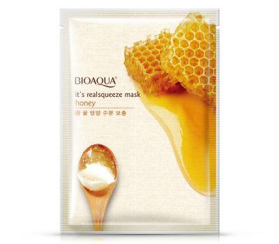 Маска с медом Bioaqua