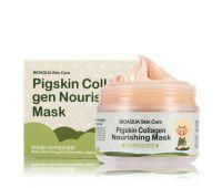 Питательная коллагеновая маска Bioaqua Pigskin Collagen