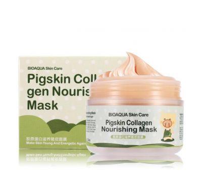 Купить Питательная коллагеновая маска Pigskin Collagen со скидкой в онлайн-магазине Mefora.ru