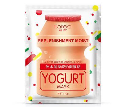 Маска с йогуртом Rorec