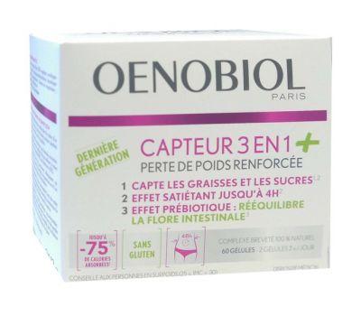 OENOBIOL CAPTEUR 3 EN 1-контроль жира,сахара и калорий