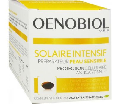 Oenobiol Solar  Intensif preparateur peau sensible