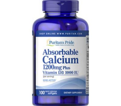 ABSORBABLE CALCIUM +D3