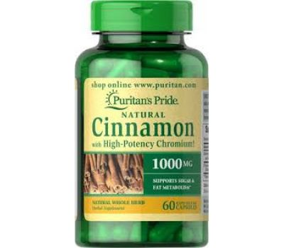 CINNAMON WITH HIGH-POTENCY CHROMIUM
