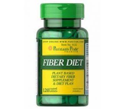 Купить PURITAN'S PRIDE FIBER DIET -диета и похудение! со скидкой в онлайн-магазине Mefora.ru