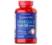 OMEGA-3 FISH OIL 1200 mg,90 softgels