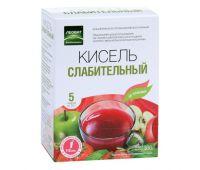 Кисель Слабительный. 5 пакетов по 20 г. Упаковка 100 г
