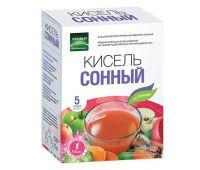 Кисель Сонный. 5 пакетов по 20 г. Упаковка 100 г