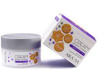 Aravia Professional Крем для рук питательный с миндальным маслом Ginger Cookies Cream, 150 мл